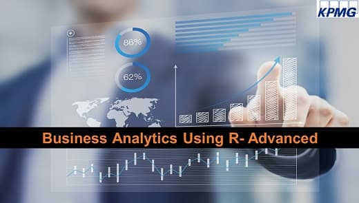 Business Analytics using R from KPMG – Advanced