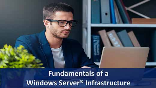 Fundamentals of a Windows Server® Infrastructure