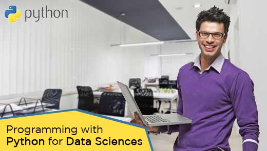 Programming with Python for Data Sciences.
