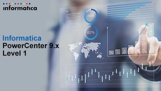 Informatica PowerCenter 9.x Level 1