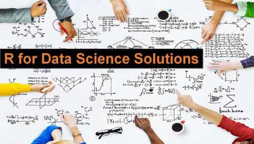 R for Data Science Solutions