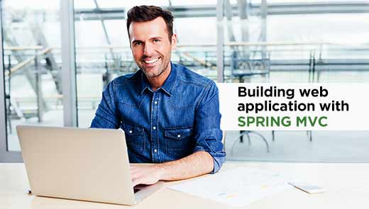 Builiding web application with spring MVC