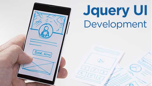 jquery UI Development